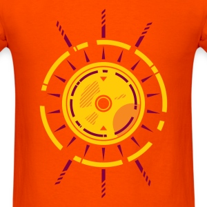 The Sun T-Shirts - Men's T-Shirt
