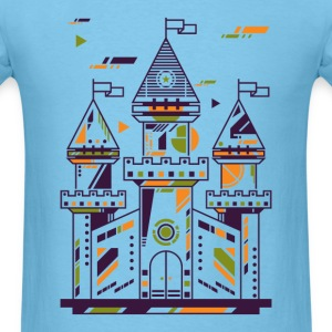 The Castle T-Shirts - Men's T-Shirt