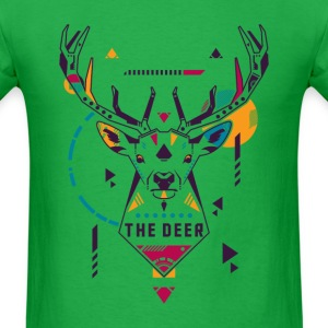 The Deer T-Shirts - Men's T-Shirt