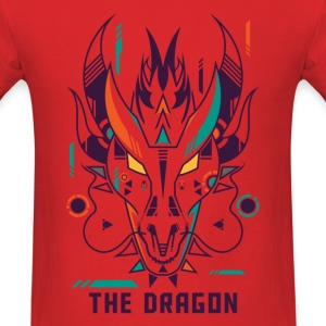 The Dragon T-Shirts - Men's T-Shirt