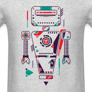 The Robot T-Shirts - Men's T-Shirt