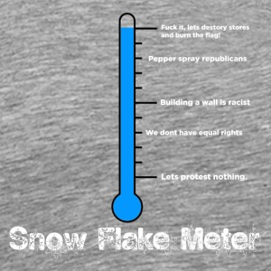 Snow Flake Meter - Men's Premium T-Shirt