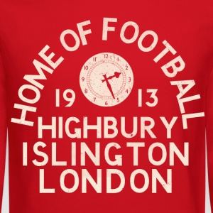 Football Ground London Long Sleeve Shirts - Crewneck Sweatshirt