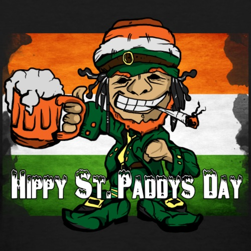 Hippy St. Paddy Day