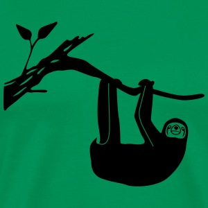 sloth T-Shirts - Men's Premium T-Shirt