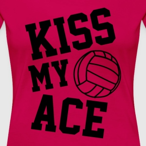 KISS MY ACE - Women's Premium T-Shirt