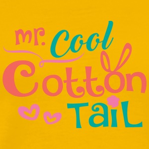 MrCoolCottonTail - Men's Premium T-Shirt