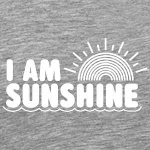 I AM Sunshine Affirmation - Men's Premium T-Shirt