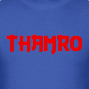 THAMRO Title Tee - Men's T-Shirt