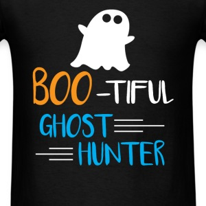 Ghost hunting - Boo-tiful ghost hunter - Men's T-Shirt