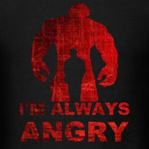i'm always angry-red T-Shirts - Men's T-Shirt