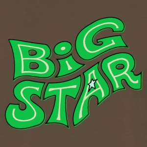 Big Star T-Shirt - Men's Premium T-Shirt