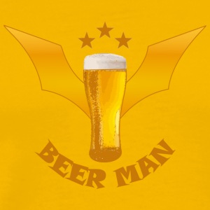BEER MAN - Men's Premium T-Shirt