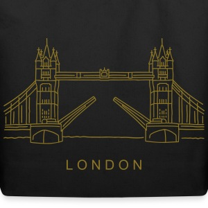London Tower Bridge Bags & backpacks - Eco-Friendly Cotton Tote