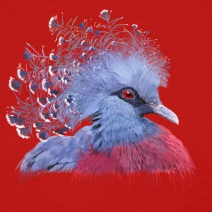 crowned pigeon T-Shirts - Women's T-Shirt