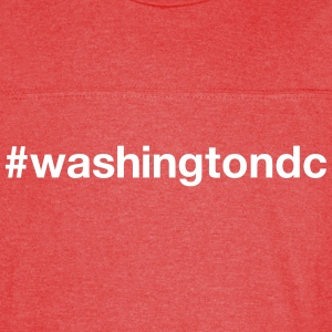 WASHINGTON D.C. - Vintage Sport T-Shirt