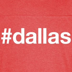DALLAS - Vintage Sport T-Shirt