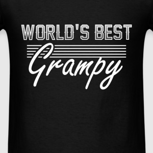 Grampy - World's best Grampy - Men's T-Shirt