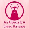 An Alpaca Is A Llama Wannabe (Kids) - Kids' T-Shirt