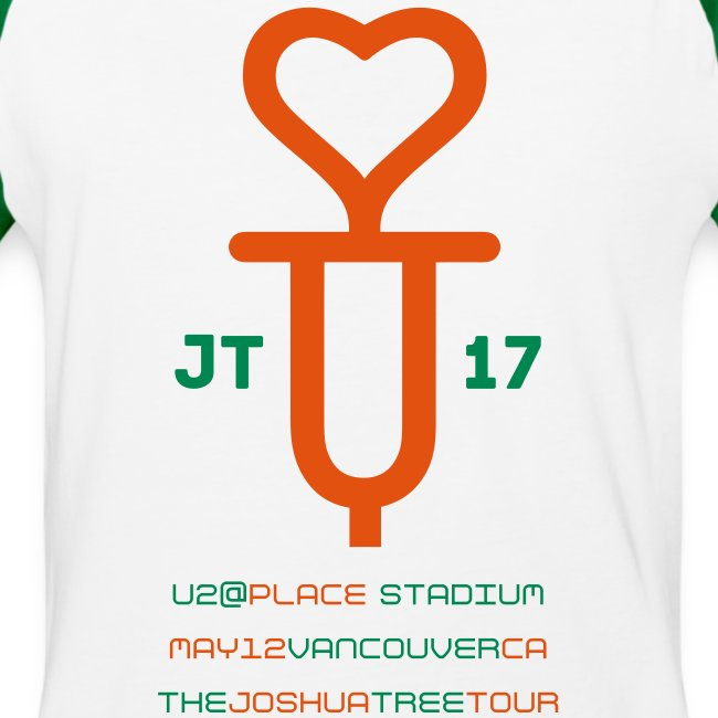 U+2=LOVE - front print orange/green velvet - s/xxl - multi colors