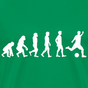 Evolution Soccer T-Shirts - Men's Premium T-Shirt