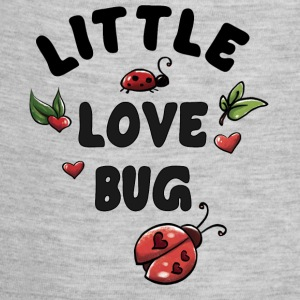 Little Love Bug Baby Bodysuits - Baby Contrast One Piece