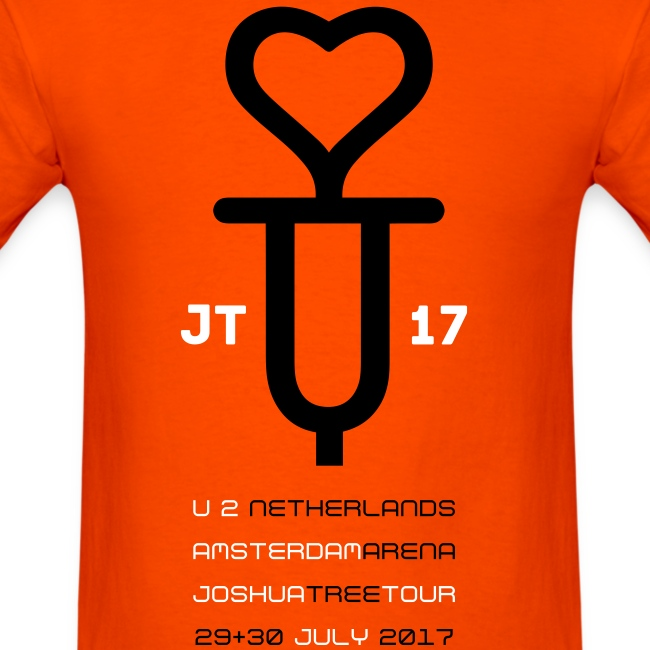 U+2=LOVE - front print black/white - s/3xl - multi colors