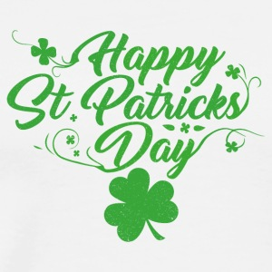 Happy St. Patricks Day - Men's Premium T-Shirt