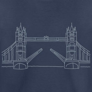 London Tower Bridge Kids' Shirts - Kids' Premium T-Shirt