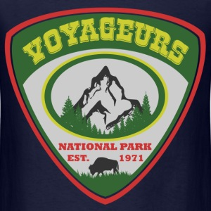VOYAGEURS NATIONAL PARK EST.1971,NATIONAL PARK ,ES - Men's T-Shirt