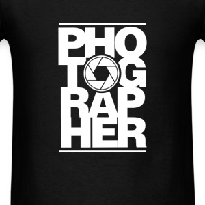 Photography - Photographer - Men's T-Shirt