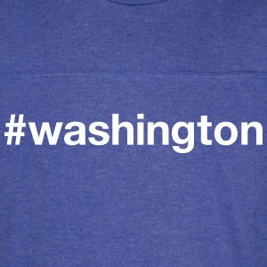 WASHINGTON  - Vintage Sport T-Shirt