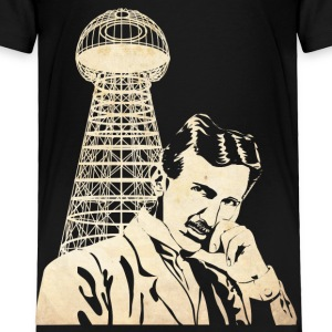 Nikola Tesla Baby & Toddler Shirts - Toddler Premium T-Shirt