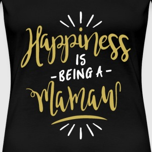 Happy Mamaw Shirt - Women's Premium T-Shirt