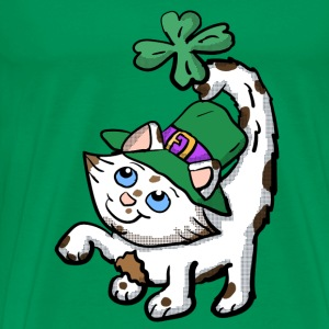 Irish Kitten - Men's Premium T-Shirt