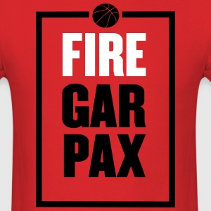 Fire Gar Pax T-Shirts - Men's T-Shirt