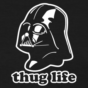 Darth Vader Thug Life - Women's T-Shirt
