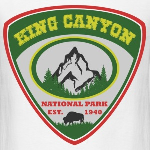 king canyon 1940.png T-Shirts - Men's T-Shirt