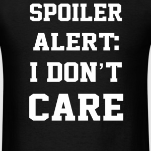 i dont care - Men's T-Shirt