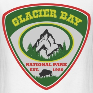 glacier bay 1980.png T-Shirts - Men's T-Shirt