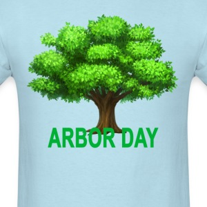 arbor_day_ - Men's T-Shirt
