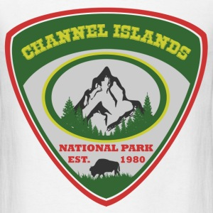 channel islands 1980.png T-Shirts - Men's T-Shirt