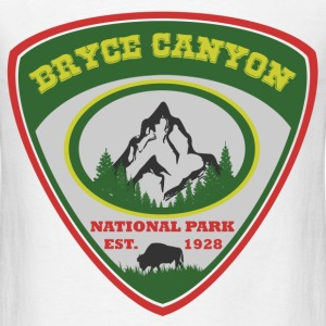bryce canyon 1928.png T-Shirts - Men's T-Shirt