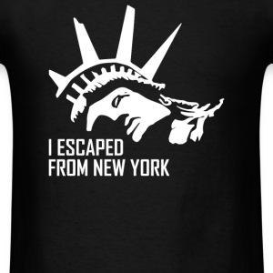 I Escaped From New York - Men's T-Shirt