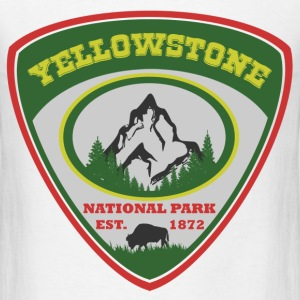 YELLOWSTONE 12891821.png T-Shirts - Men's T-Shirt