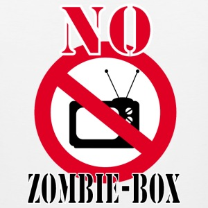 No zombie-box Sportswear - Men's Premium Tank