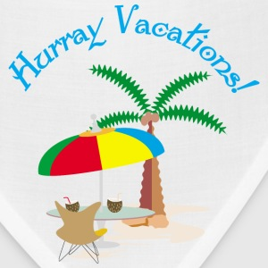 Hurray, vacation Caps - Bandana