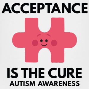 Acceptance Is The Cure - Kids' Premium T-Shirt