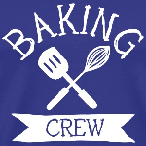 baking crew mixer T-Shirts - Men's Premium T-Shirt