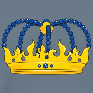 yELLOW CROWN - Men's Premium T-Shirt